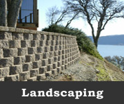 Landscaping, Coulter Construction, P.O. Box 1064 Lower Lake CA, (707) 995-2126 or (707) 350-1980